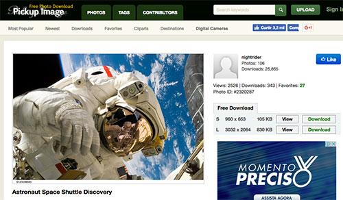 banco de imagens grátis Pickup Image