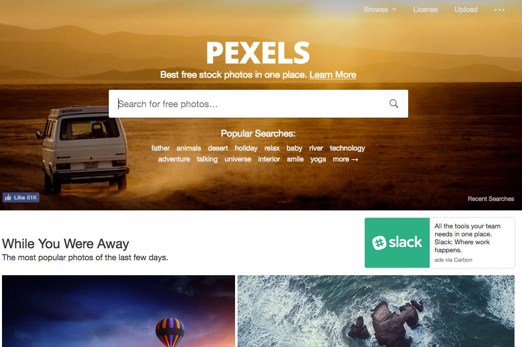 imagens gratis pexels
