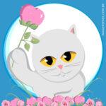 mensagens de aniversario flor