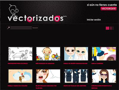 banco de imagens Vetorizados.com
