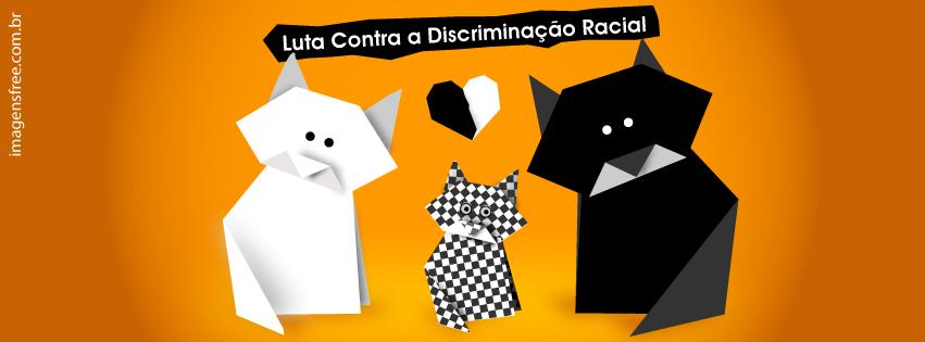 Dia Internacional Contra a Discriminação Racial - 21 de março
