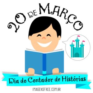 dia do contador de historia