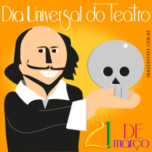 dia universal do teatro