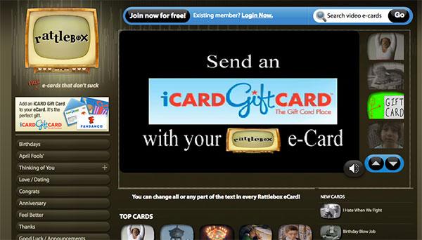 ecards free site