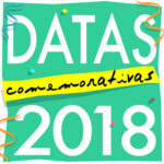 datas comemorativas 2018