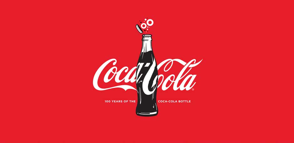 ata comemorativa do aniversário de 100 anos da garrafa da Coca-Cola
