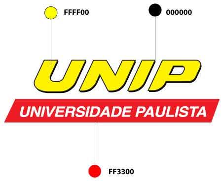 logomarca unip - cores para web