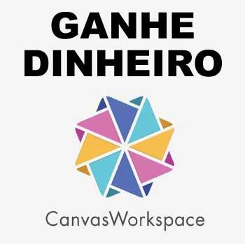 Canvas Workspace o que é e como ganhar dinheiro com recortes