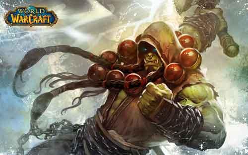 Wallpaper Warcraft para baixar do site Game Hall