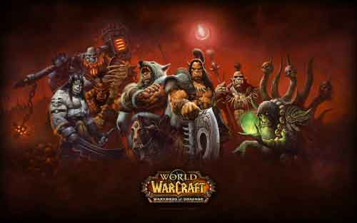 Personagens Warlords of Draenor - Warcraft