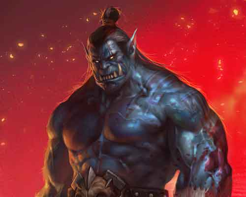 Wallpaper Warcraft do site HQD Walls