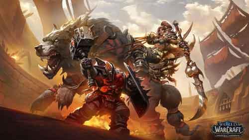 World of Warcraft Wallpaper para desktop