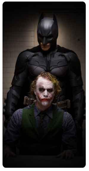 Wallpaper Batman para celular