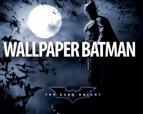 Wallpaper do Batman é um dos temas de papel de parede mais procurado